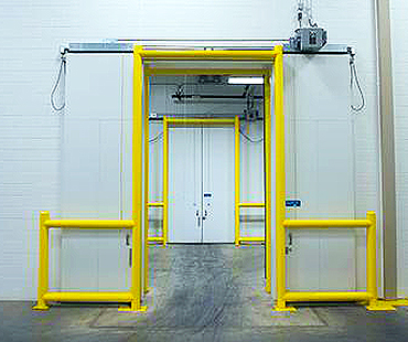 cleveland akron cold storage doors cleveland freezer doors & Cleveland Dock Doors Overhead Doors Commercial u0026 Industrial ...