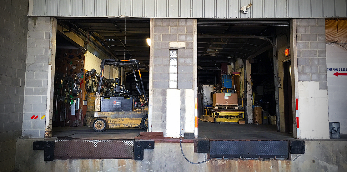 cleveland loading dock leveler parts, equipment parts