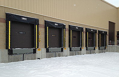 cleveland loading dock equipment, parts, service