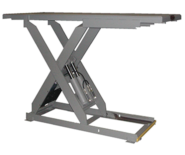 cleveland mentor material lift table, hydraulic lift tables cleveland
