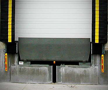 cleveland loading dock guide lights, dock guide lights
