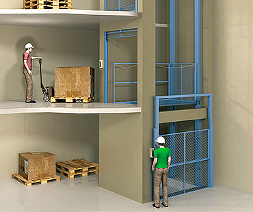 cleveland material elevator repair, product lift