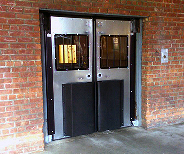 cleveland impact traffic doors, overhead door repair cleveland