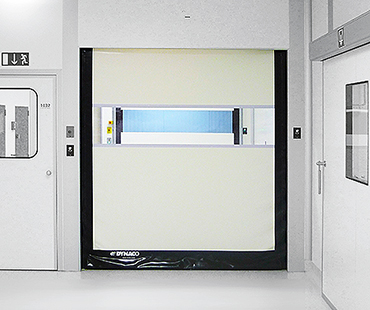 cleveland cleanroom roll up doors, high speed doors cleveland