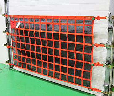 Loading Dock Door Safety Net Cleveland Akron
