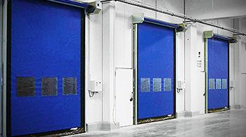 cleveland elyria roll up doors, high speed doors cleveland