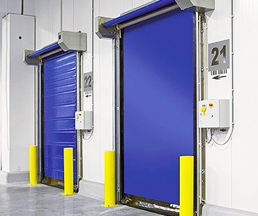 cleveland freezer roll up doors, high speed doors cleveland
