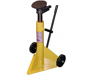 cleveland loading dock trailer jacks
